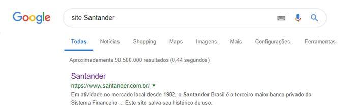 Fatura Santander